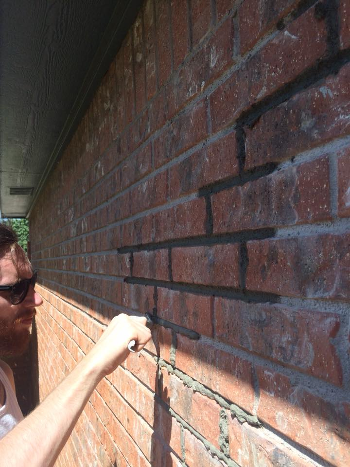 , Brick & Mortar Repair